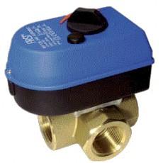 Směšovací ventil třícestný se servomotorem EUROMIX F3 3/4