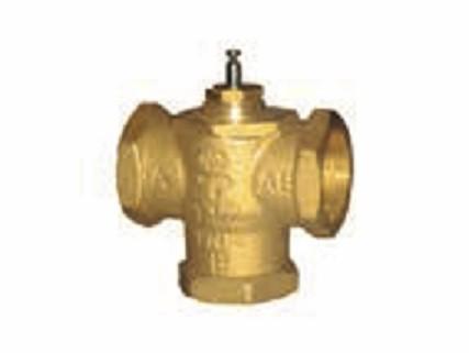 3- cestný uzavírací ventil PN 16, 2