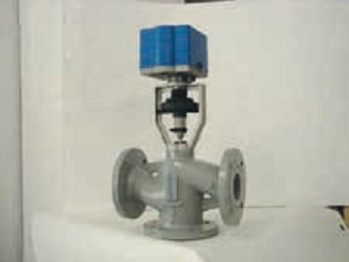 3-cestný uzavírací ventil PN 16 - DN 50, KVS 40